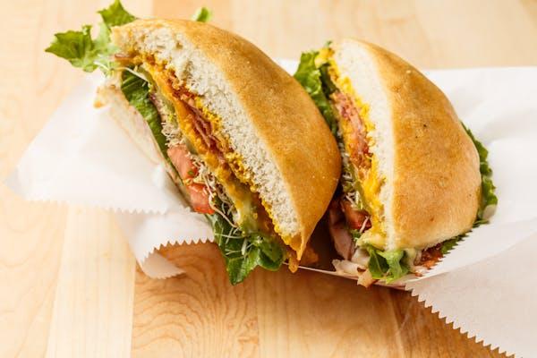 Culture Club Sandwich