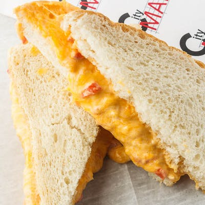 Ouise's Pimento Cheese Sandwich