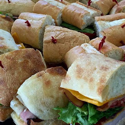 Sandwich Platter Plus for 6-8 people