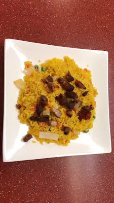 16. Roast Pork Fried Rice