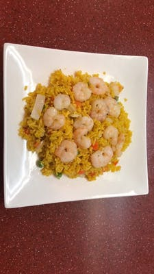18. Shrimp Fried Rice