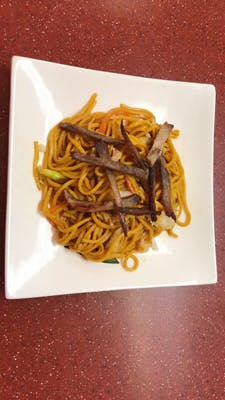 22. Roast Pork Lo Mein