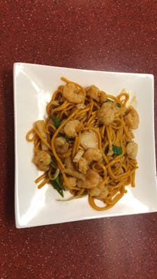 24. Shrimp Lo Mein