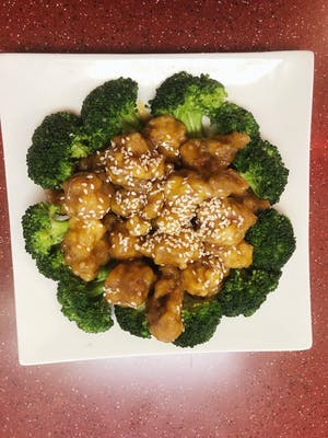 13. Sesame Chicken