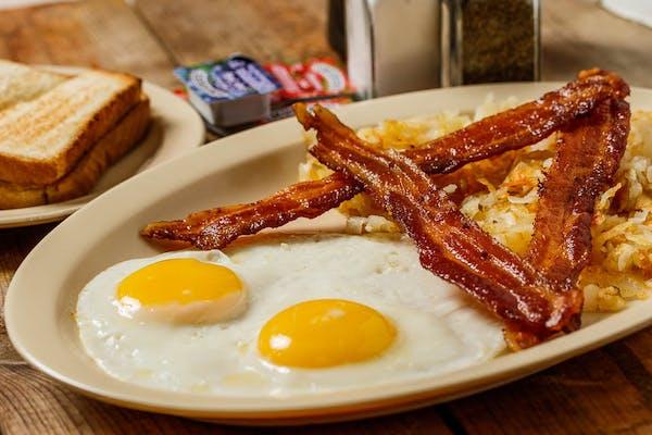 Two-Egg Breakfast