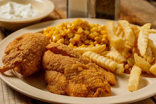 Fried Southern Catfish