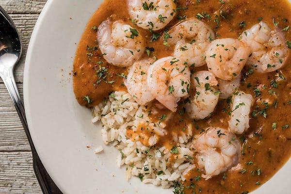Shrimp & Crawfish Étouffée