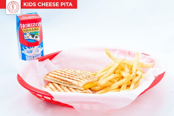 Kid's Cheese Pita