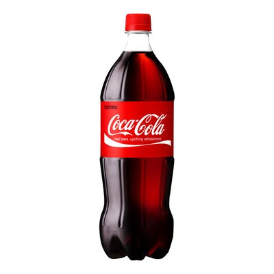 Bottled Drink Coke