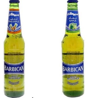 BARBICAN MALT bevrage (non Alcoholic)