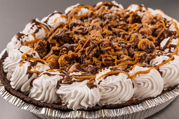 Reese's Cup Pie
