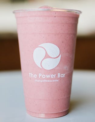 Strawberries 'N Cream Smoothie