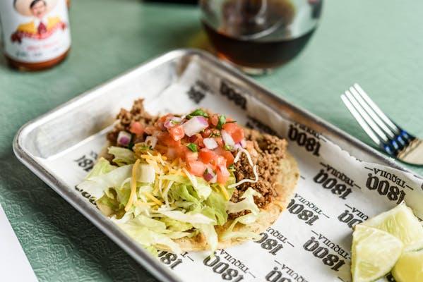Gringo Beef Taco