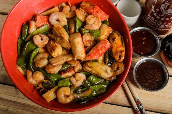 Create Dinner Bowl