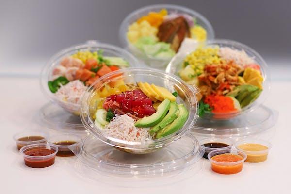 (1) Protein Poké Bowl