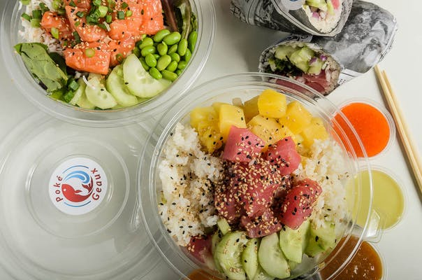 Poké Salad