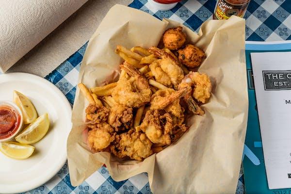 Shrimp & Oyster Combo