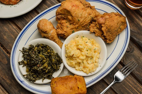 Aunt Sara's Southern Fried Chicken