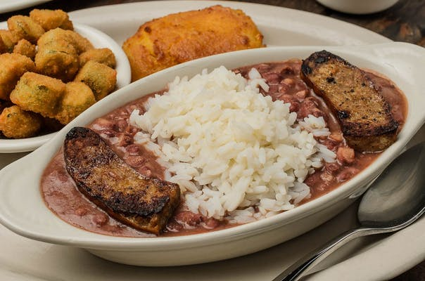 Red Beans Over Rice