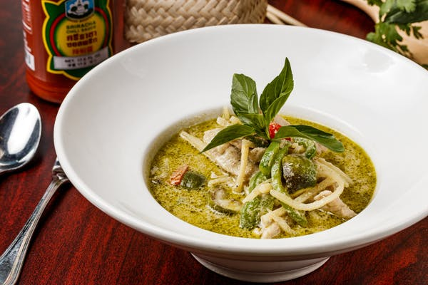 C2. Green Curry (Gang Keaw-Warn)