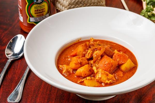 C3. Yellow Curry (Gang Ga-Ree)
