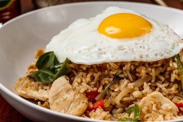 R3. Basil Fried Rice