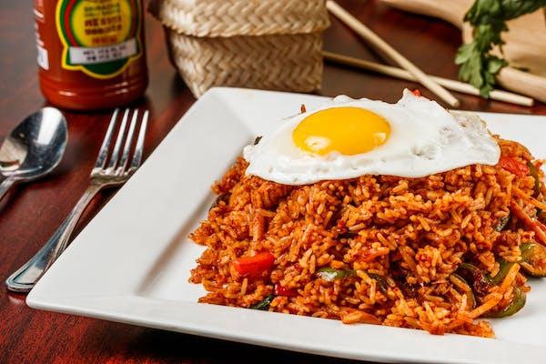 R7. Chili Fried Rice (Mild)