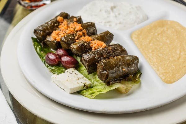 Dolmades Combo