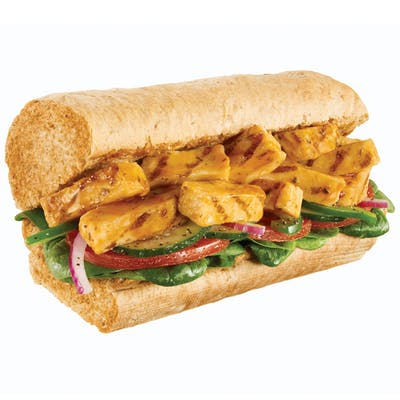 Sweet Onion Chicken Teriyaki Sub