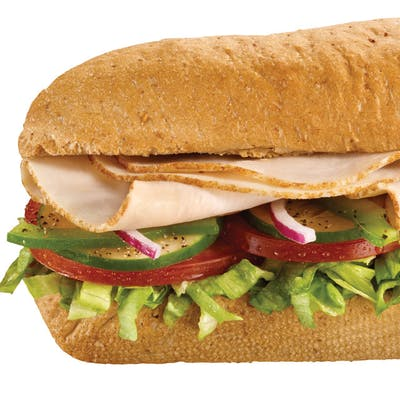 Turkey Italiano Melt Sub