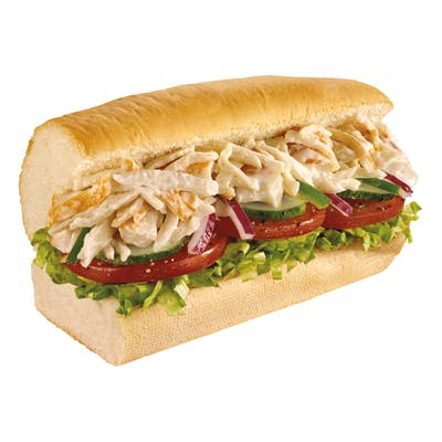 Subway Seafood Sensation Sub
