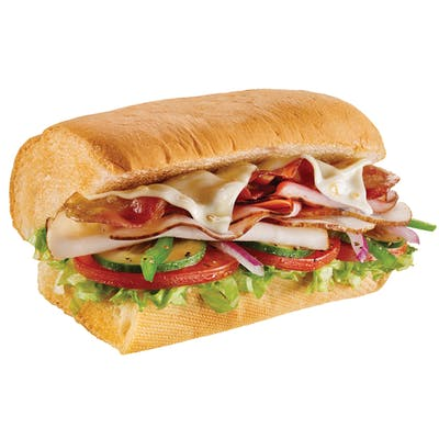 Subway Club with Bacon