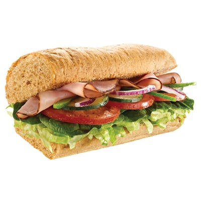 Kid's Black Forest Ham Sub