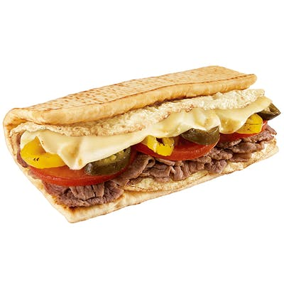 Steak, Egg & Cheese Sub