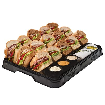 Catering Subway Fresh Fit Platter