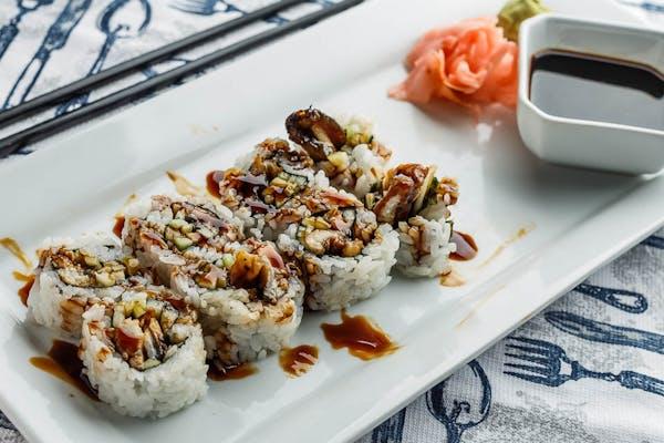 BBQ Eel Roll