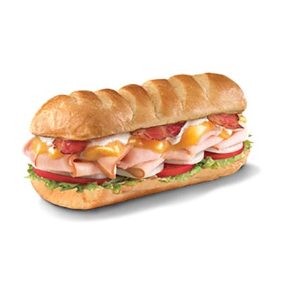 Turkey Bacon Ranch Sub
