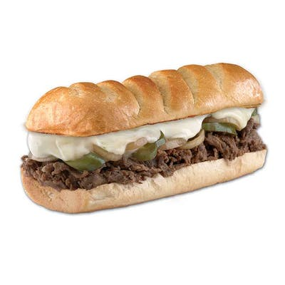 Firehouse Steak & Cheese Sub
