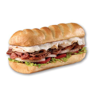 Firehouse Hero Sub