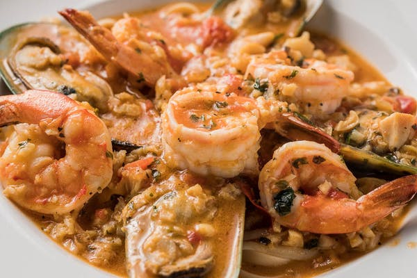 Seafood Combo #1