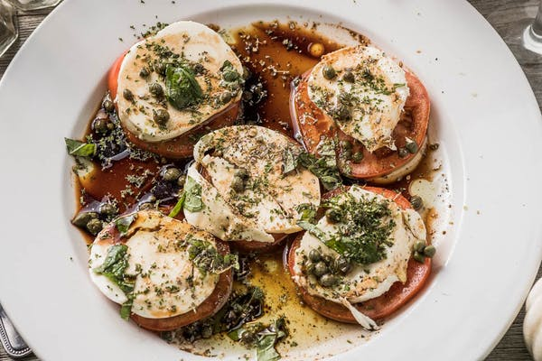 Insalata Caprese Salad