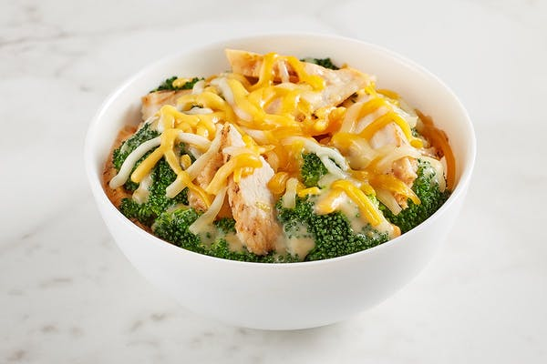 Kids Chicken & Broccoli Bowl