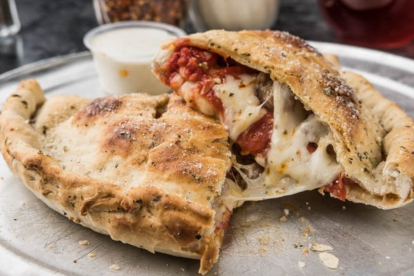 Pepperoni & Italian Sausage Calzone