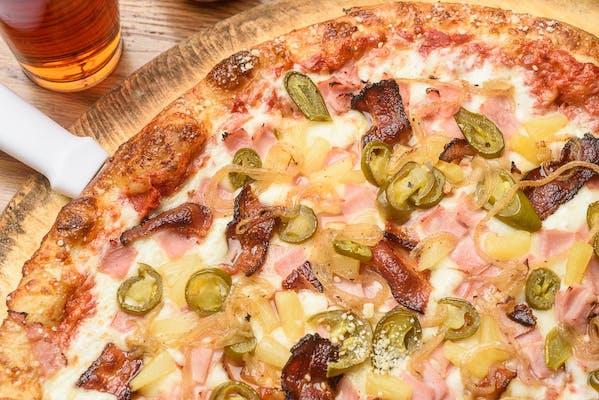 Pacific Rim Pizza