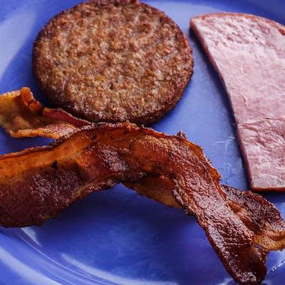 Ham, Sausage, or Bacon