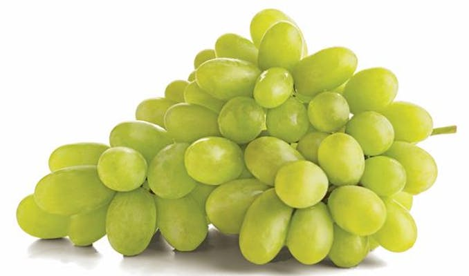 Green Seedless Grapes (1 lb.)