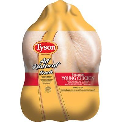 Tyson Whole Fryers (6.2 lb.)