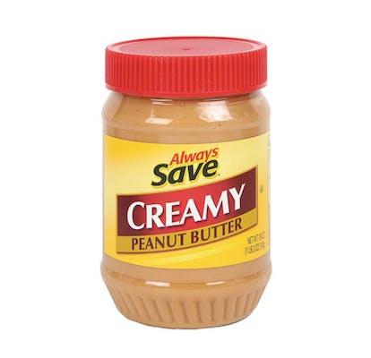 Great Value Peanut Butter