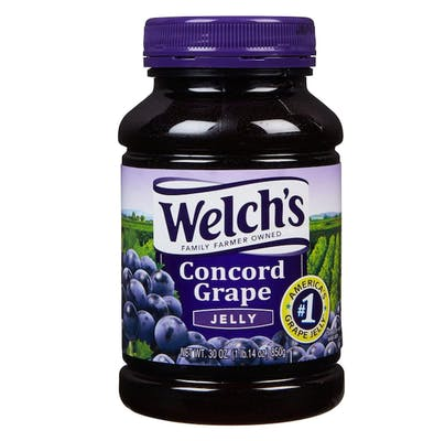 Welch's Jelly & Jam