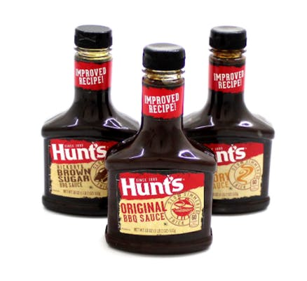 Hunt's Barbecue Sauce
